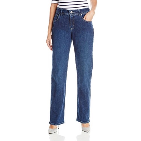8533366d Lee Jeans | Nwt Riders Indigo Relaxed Fit Straight Leg | Poshmark